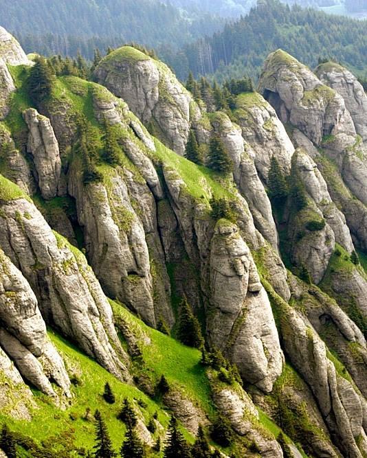 Erdély Csukás-hegység